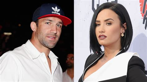 demi lovato and ufc demi lovato dating ufc s luke rockhold after cryptic