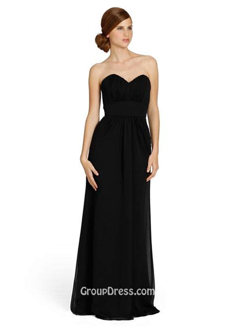 Strapless long black evening dresses free strapless cocktail dress