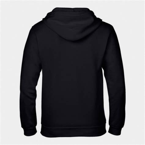 Jaket Polos Hoodie Zipper by Jaket Sweater Hoodie Hitam Polos Zipper Elevenia