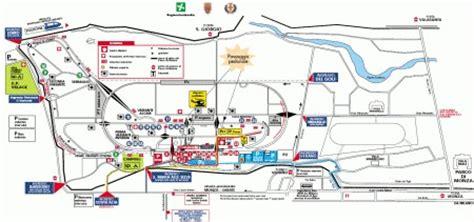 ingressi parco di monza autodromo monza ingressi prezzi piantina dell impianto