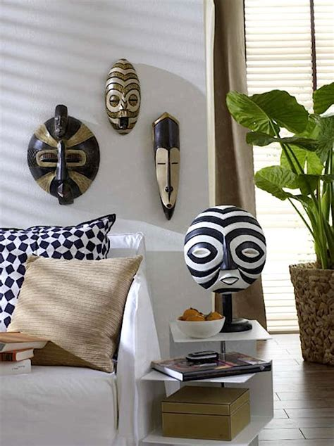 10 african home decor ideas 33 striking africa inspired home decor ideas digsdigs