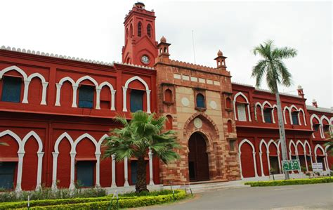 Aligarh Muslim Mba Ranking by Amu Vc Seeks Rs 20 Cr In Grant To Expand Library