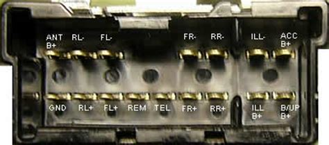 hyundai car radio stereo audio wiring diagram autoradio