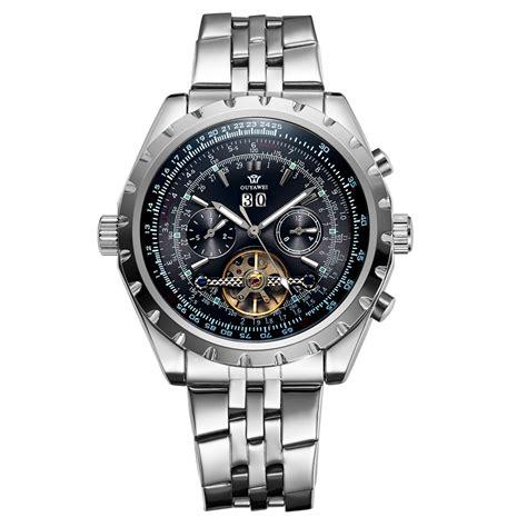 Jam Tangan Gl007 Black ouyawei jam tangan luxury pria oyw1032c black jakartanotebook