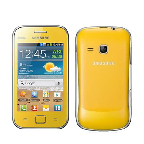 duos android unlocked new samsung galaxy ace duos s6802 yellow 3g android wifi gsm dual sim ebay