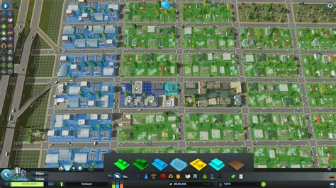 road layout guide cities skylines grid design guide by blackether skylinescity com