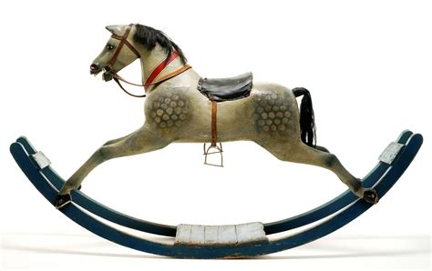 swing horse toy all i want for christmas is a rocking horse inside the