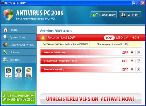 free download latest antivirus full version for pc remove antivirus pc 2009 uninstall guide