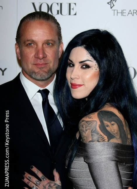 jesse james and kat von d 171 celebrity gossip and movie news