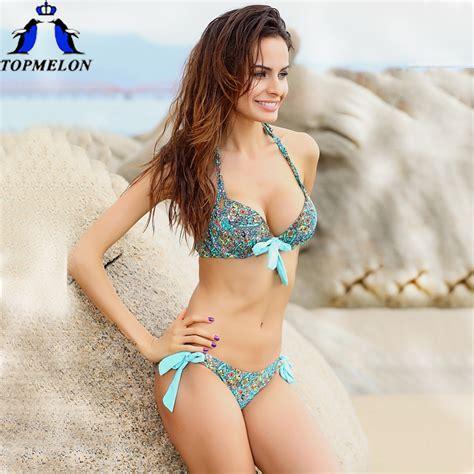 aliexpress buy push up swimwear
