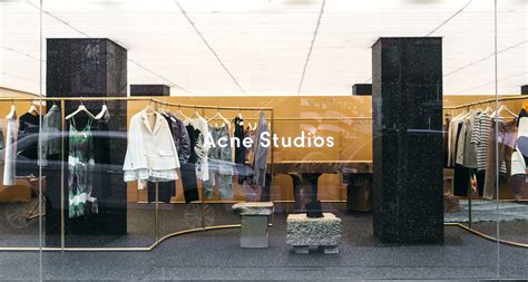 Rugs Stores The Minimalist Bliss Of Acne Studios The New York Times