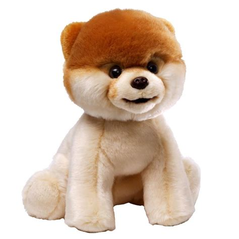 worlds cutest puppy gund boo the worlds cutest soft gund dogs cats crusader gifts