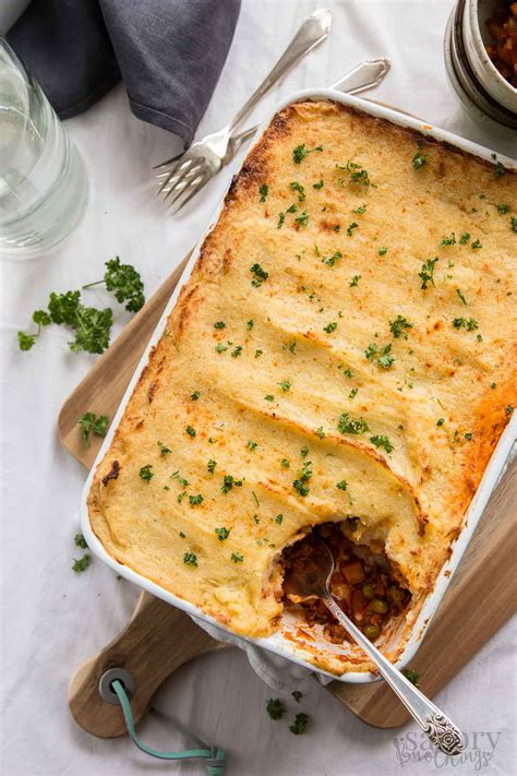 cottage pie recipes easy easy cottage pie filled with healthy vegetables savory