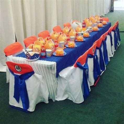 party themes a z goku dragon ball birthday party ideas cumplea 241 os con