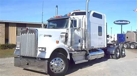 2007 Kenworth W900 For Sale Youtube