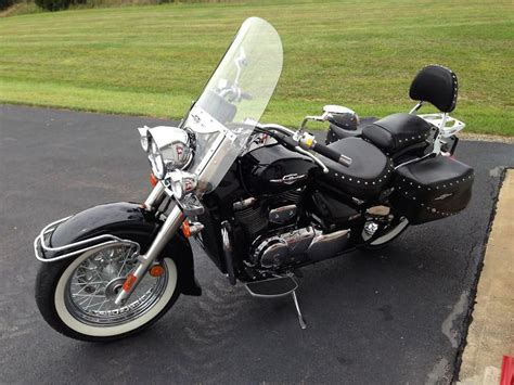 2005 Suzuki Boulevard C50t Buy 2005 Suzuki Boulevard C50t Black Chrome Only On