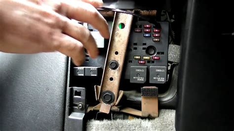 emergency windshield wiper switch youtube