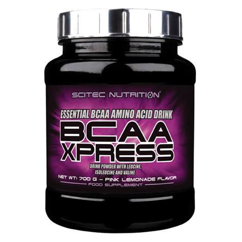 bcaa xpress bcaa xpress flavored de scitec nutricion muscular