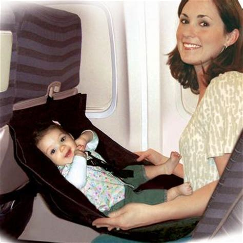 Baby Hammock For Airplane flyebaby hammock sling attaches to your airplane seatback tray table craziest gadgets
