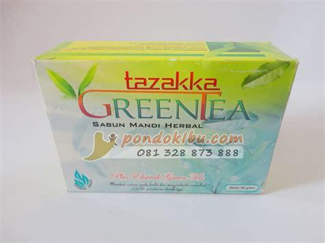 Fleecy Green Tea Herbal Menghilangkan Jerawat Secara Alami sabun green tea memberi nutrisi pada kulit