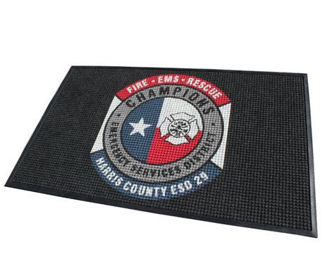 waterhog custom logo mats are custom floor mats by