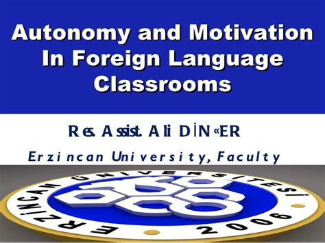 motivation language learning strategies autonomy and efl proficiency a study of libyan majors books autonomy and motivation in foreign language classrooms