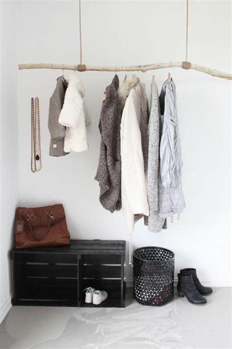 flurgarderobe selber machen moderne garderoben tipps zur erneuerung der modernen