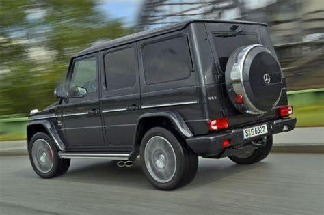Auto Bild Sportscars Ausgabe 4 by Mercedes G 63 Amg Im Kurztest Autobild De
