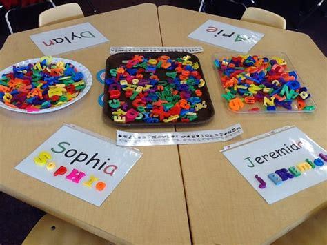 kindergarten activities names pinterest preschool name writing activities 1000 ideas