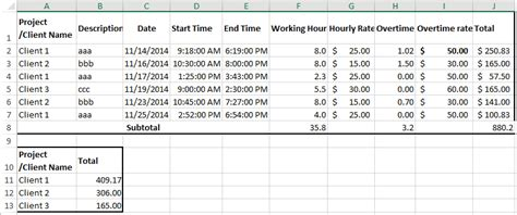 how to calculate time on excel spreadsheet with pictures