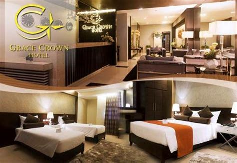 grace crown hotels accommodation promo  angeles