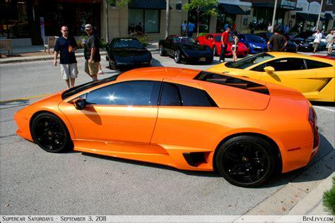 Lamborghini In Orange Orange Lamborghini Murcielago Benlevy