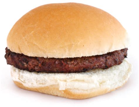 Vs Plain Mickey Burger food additives that will make you squirm