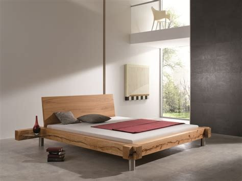 how to style a bed how to make a moders style wooden bed