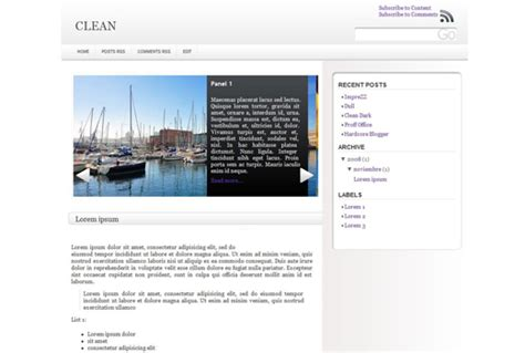 templates blogger clean download clean blogger template