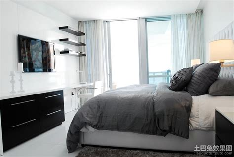 photo 8 of 8 lovely 3 bedroom houses for rent on 现代简约风格卧室室内装修效果图 土巴兔装修效果图