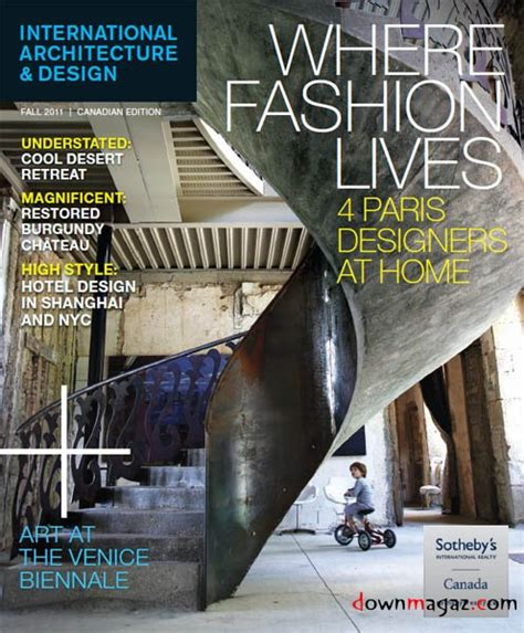 architecture and design magazine international architecture design fall 2011 187 download