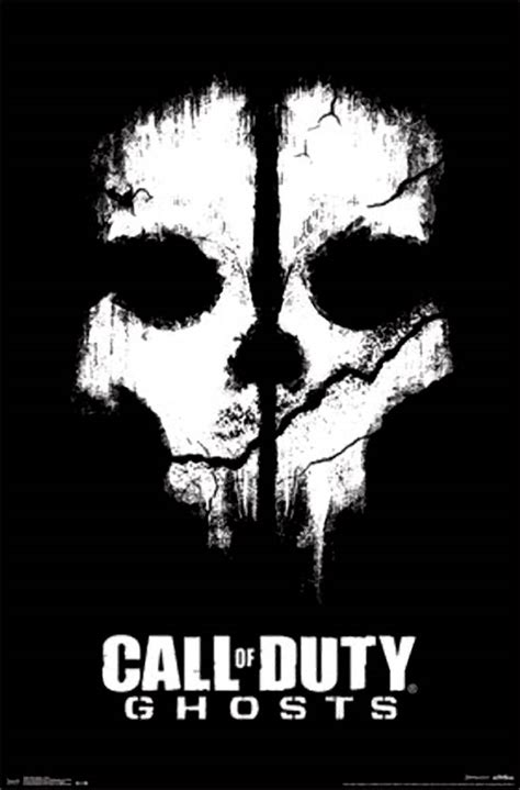 Home Decor Trends by Call Of Duty Ghosts Dead Wall Poster