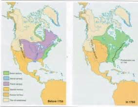 america map in 1763 us history tips map 1763 treaty of