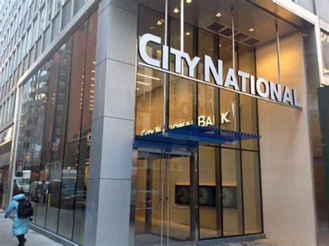 city national opens second ground floor bank branch in new