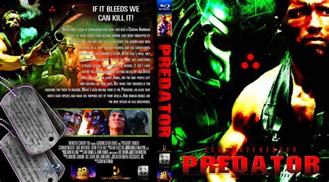 Bluray Ori The Predator predator custom covers predator6 dvd