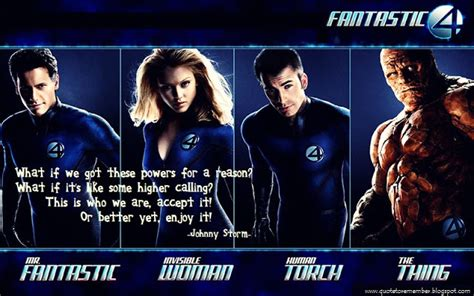 top marvel film quotes fantastic four the coolest johnny storm quote slotsmarvel