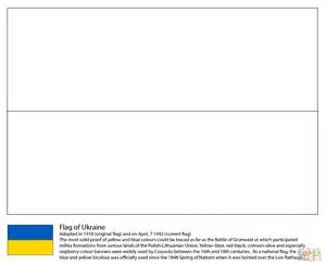 ukraine map coloring page flag of ukraine coloring page free printable coloring pages