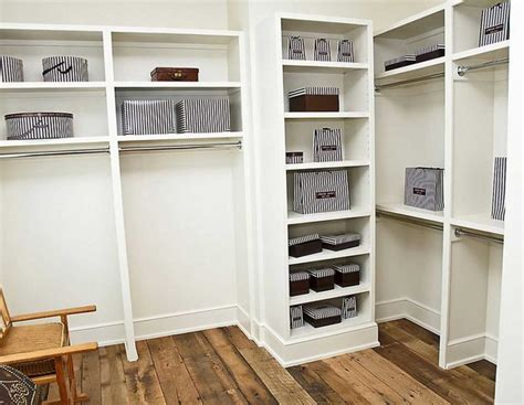 how to make a walk in closet building a walk in closet in small room