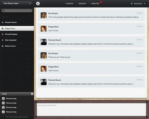 chat rooms open source chat rooms web application with node js web resources webappers
