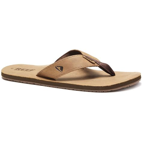 reef smoothy sandals reef leather smoothy sandals