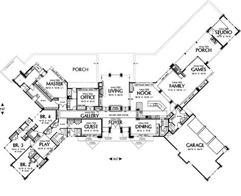 large single story house plans beautiful home 5brs 5 5 baths almost 6000 sqft all