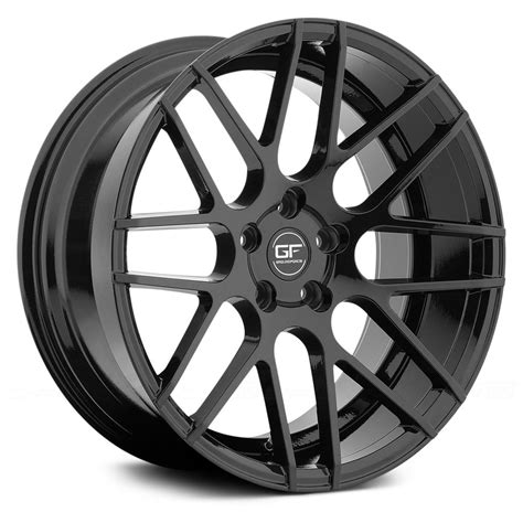 mrr gf wheels black rims