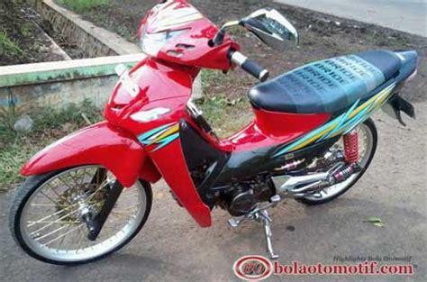 Lu Dan Sen Belakang Supra 125 2007 modifikasi cantik honda supra fit 2007 bolaotomotif