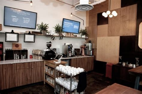 Bar For Office A Look Inside Dorsey S Office Coffee Bar Daily